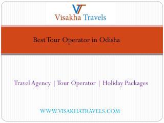 Best Tour Operator in Odisha