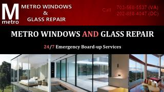 Repair Shower Door at Metro Windows Glass Repair | Call @ (703) 586-5537