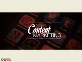 Breaking Down Content Marketing (Insider)