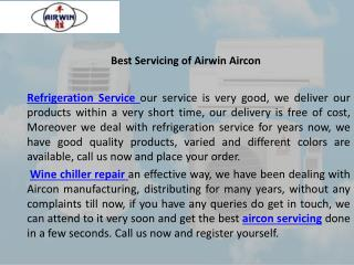 Choose the Best Aircon Fridge Repair