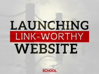 Link worthy website public