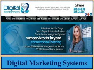 Digital Marketing Systems