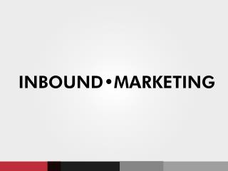 Inbound marketing (insider)