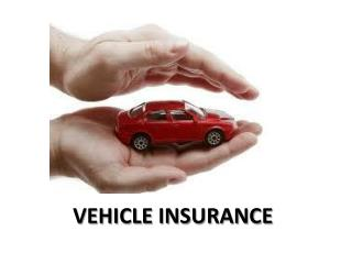Get your vehicle insured with a suitable insurance policy