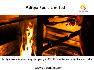 Aditya Fuels Limited LPG Parallel Marketing Company