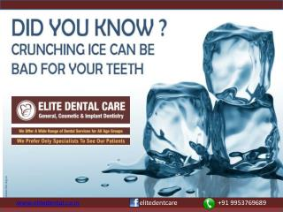 Best Dentist in Noida | Elite Dental Care | Dental Care in Sector 122 Noida | Dr Akarshak