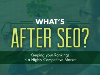 What's After SEO