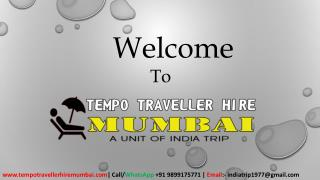 Mumbai Best Tourist Places by Tempo Traveller Hire Mumbai