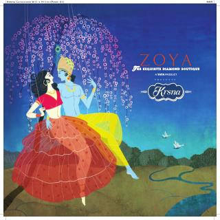 Gold and Diamond Krishna Jewellery Collections - Zoya, a product of TATA