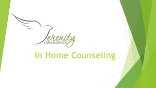 In Home Counseling
