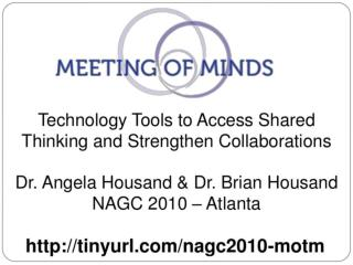 NAGC 2010 Meeting of Minds