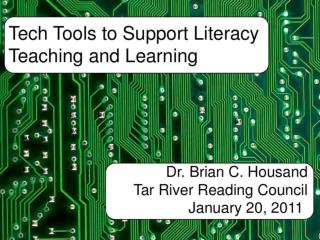 Tar River Reading Council January 2011