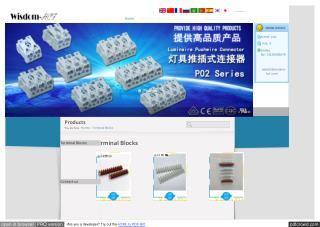 Plastic Terminal Manufacturer | Best Terminal Blocks Manufacturer in China