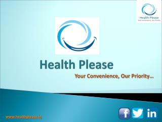 HealthPlease: Blood test at home in Pune - Avail Best Prices