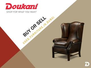 Used Furniture for Sale in Dubai