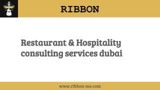 Restaurant best interior design Dubai