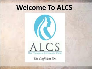 Best Hair Transplant in Jaipur by ALCS
