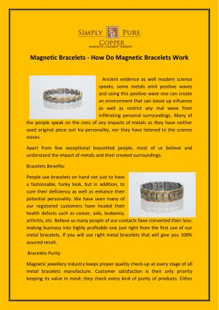 Magnetic Bracelets Online Store USA|Buy Magnetic Bracelets In  LA