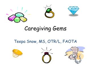 Caregiving Gems