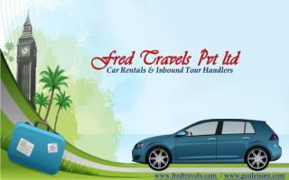 Fred Travels Car Rentals and Inbound Tour Handler