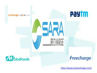 Online Recharge Site with Best Offers