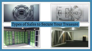 Safes and Vaults Manufacturers & Suppliers in UAE