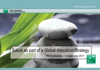Sukuk as part of a Global Allocation Strategy
