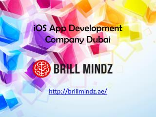 ios app development companies Dubai