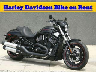 Harley Davidson Bike on Rent in Mapusa Goa