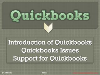 Support Quickbooks