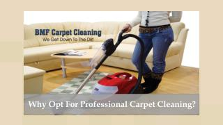 Professional Carpet Cleaning In Houston, TX