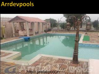 Prefabricated Swimming Pool Manufacturer In Delhi