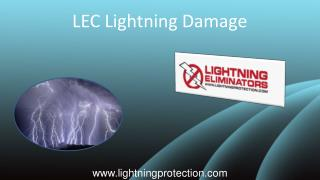 LEC Lightning Damage