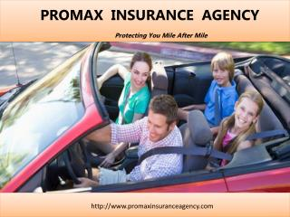 Low Cost Auto insurance in California