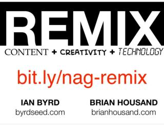 REMIX: Content Creativity Technology
