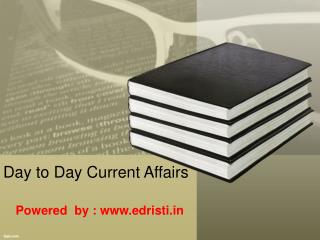 Free Current Affairs PDF Downloads