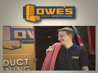 Lowe's Carpet cleaning Services