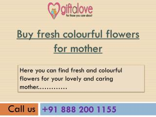 Send Love with Beautiful Mother's Day Flowers Online at Giftalove