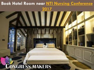 Book Room near NTI Nursing Conference 2017 at Houston