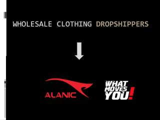 Wholesale Clothing Dropshipping Company