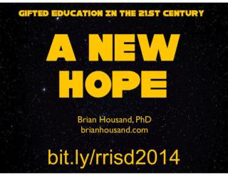 A NEW HOPE - ROUND ROCK 2014