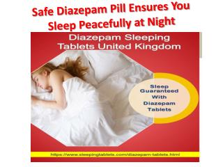 Treat Anxiety Problems through Generic Diazepam Pills Now