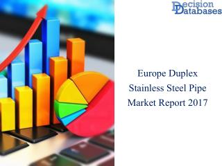 Worldwide Duplex Stainless Steel Pipe Market Manufactures and Key Statistics Analysis 2017