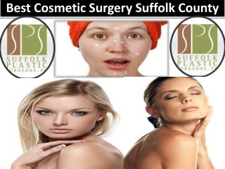 Best Cosmetic Surgery Suffolk County