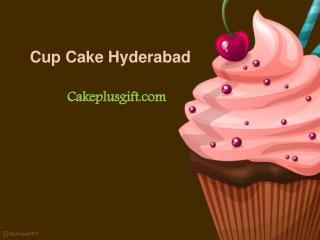 Cup Cake Delivery in Hyderabad |Cakes Delivery Online Hyderabad