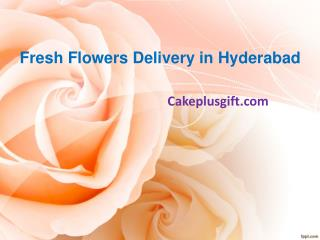 Fresh Flowers Delivery in Hyderabad |Order Online Flowers