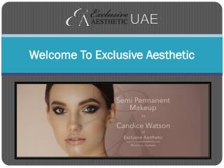 Best Semi Permanent Makeup and Medical Micropigmentation Training in Dubai