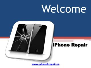 iPhone 6 screen repairs Mississauga | iPhone 6 screen repairs