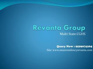 Revanta Smart Residency l zone project