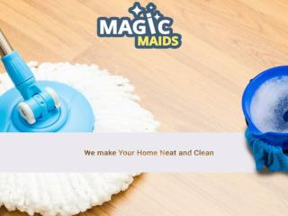 Cleaning Maid Services in Dubai